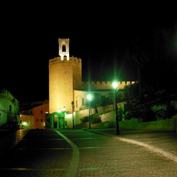 Badajoz_espantaperros_noche