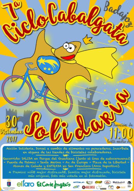 Ciclocabalgata 2017 Badajoz