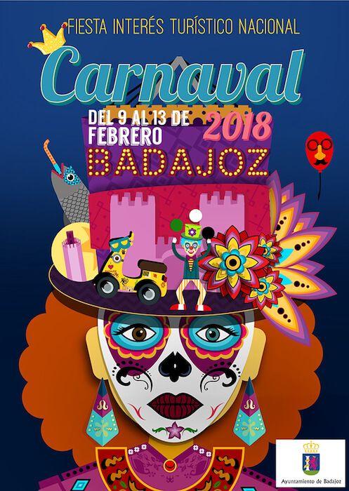 Carnaval de Badajoz, fiesta de interés turístico nacional