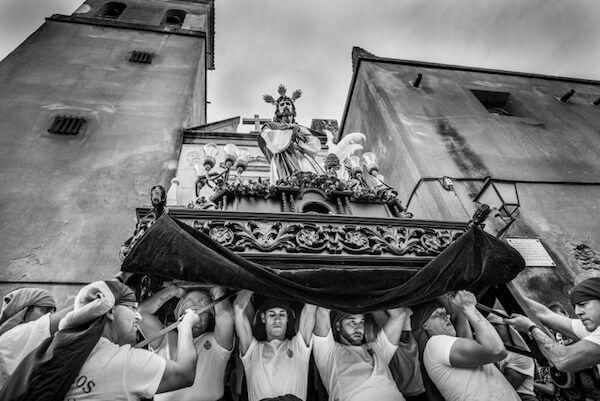 XX Certamen de Fotografía Semana Santa Badajoz 2018