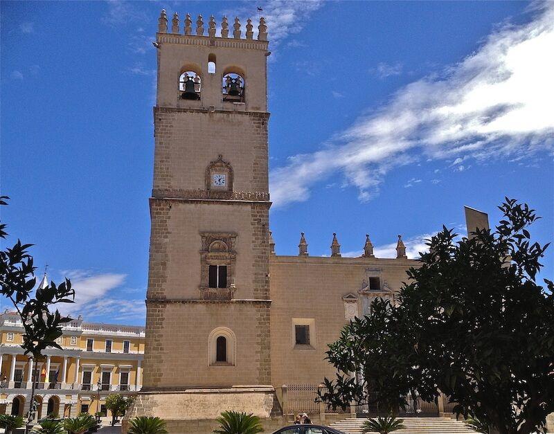 Catedral de Badajoz San Juan Bautista