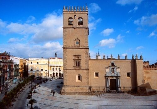 Catedral San Juan de badajoz