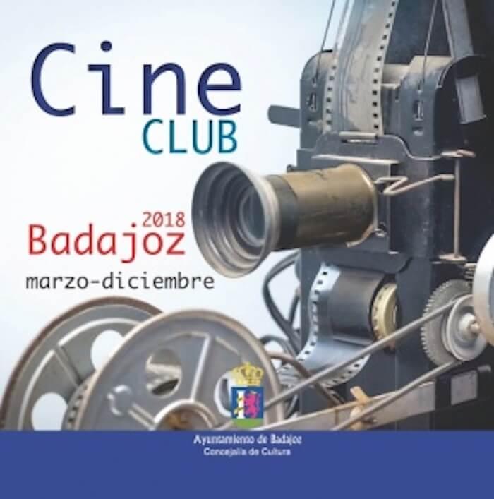 Cine Club Badajoz 2018