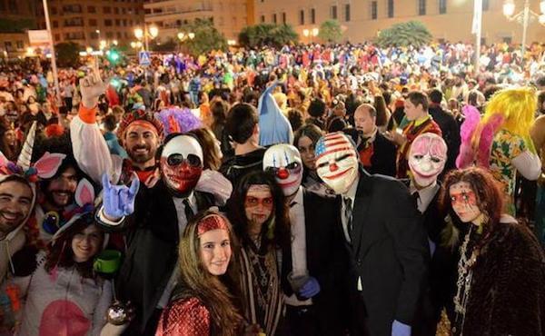 Pasacalles Carnaval de Badajoz