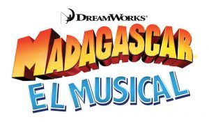 Madagascar, el musical en Badajoz