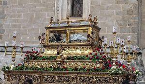 Santo Entierro Semana Santa Badajoz